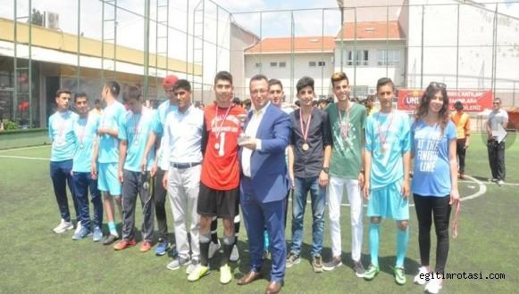 15 Temmuz İstiklâl Şehitleri Halı Saha Futbol Turnuvası