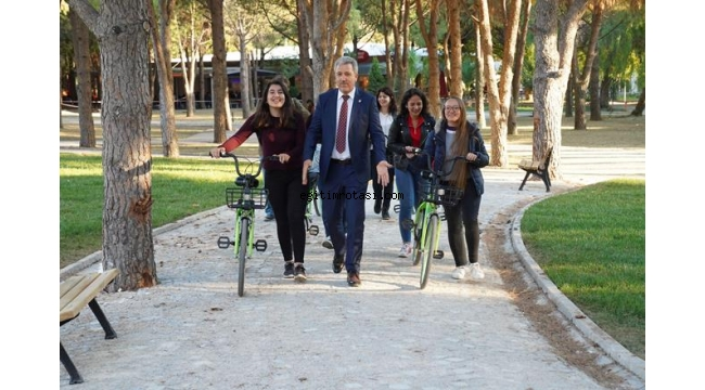 Yeşil üniversite: Ege