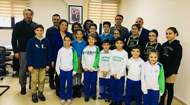 Özel Yeşeren Okulları'ndan Kitvak'a Kermesli Destek