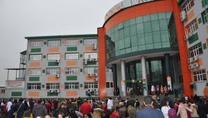 Kocatürk Okulları'nın Bursluluk Sınavına Yoğun İlgi