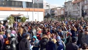 Sınav'da 10 Bin Öğrenci İle Bursluluk Sınavı