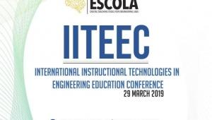 ESCOLA Projesi IITEEC Konferansı