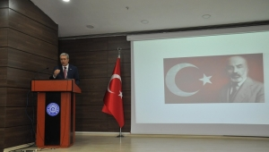 EÜ'de İstiklal Marşının Kabulü ve Mehmet Akif Ersoy'u Anma Programı