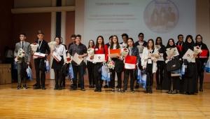 Tübitak 50. Lise Öğrencileri Araştırma Projeleri Ödülleri