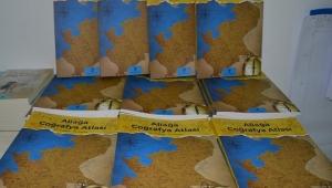 Türkiye'nin ilk ilçe atlası okuyucu ile buluşt