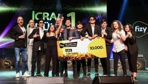 fizy 22. Liseler Arası Müzik Yarışması'nda muhteşem gece