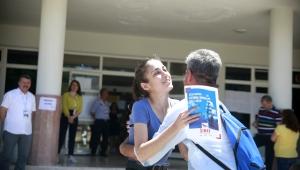 İzmir'de Gerçek Sınav Provası