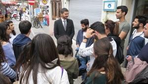 Mimarlık Fakültesi Öğrencileri, Foça'da Teknik İnceleme Gezisi Yaptı