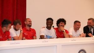 Ampute Futbol Milli Takım Oyuncularından 'Başarı' Söyleşisi