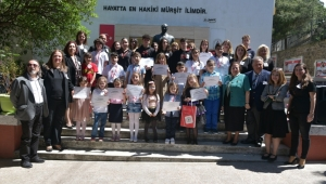 Çamlaraltı Koleji 18. MAS Başarı Ödülleri Sahiplerini Buldu