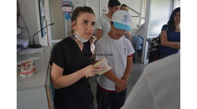 """""""Diş Sağlığı Taraması ve Eğitim Semineri"""""""