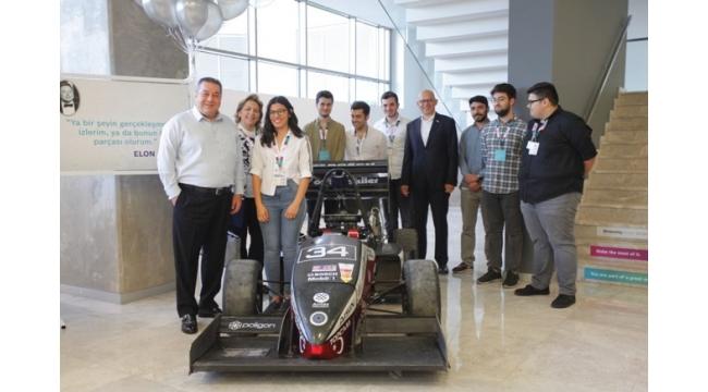 Öğrenciler Bosch Türkiye'yi ziyaret etti!