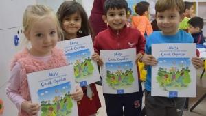Aliağa Belediyesi'nden Çocuklara Tatil Hediyesi