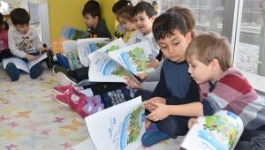 Aliağa Belediyesi'nden Okuyuculara Yaz Tatili Seti