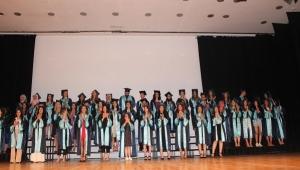 Emel Akın Meslek Yüksekokulu Mezuniyet Töreni