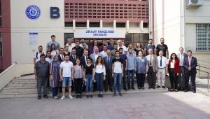 """EÜ'de  """"Genç Çiftçi Akademisi Programı"""""""