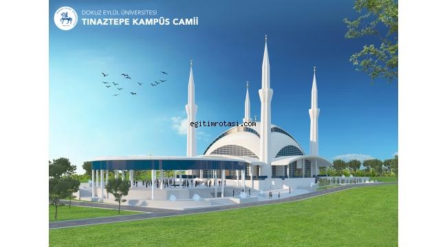 Tınaztepe Kampüs Camii İçin İlk Adım Atıldı