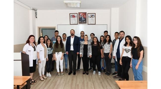 ÇİBEM'den üniversite adayları için tercih desteği
