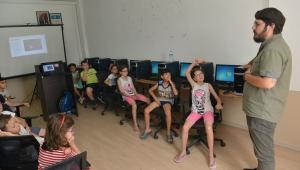 Çiğli'de Robotik Kodlama Eğitimleri Başladı