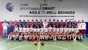 Ege Elit Spor Kulübü basketbol seçmeleriyle yeni sporcularını arıyor!