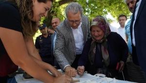 """""""Ege Üniversitesi Köyümüzde"""""""