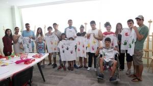 Engelli çocuklara engelsiz yaz okulu