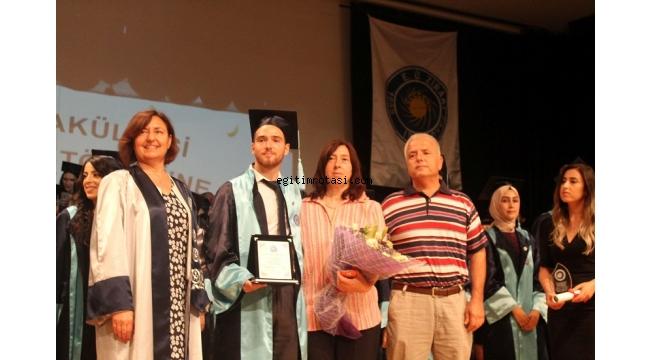 EÜ Ziraat Fakültesi 60. Dönem Mezunlarını Sektöre Uğurladı