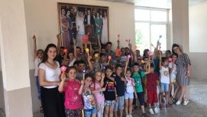 Köy Akademileri Selçuk Efes'te Filizlendi