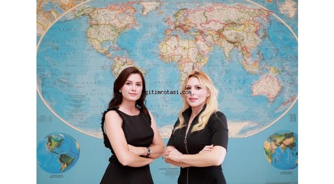 Monako'da İzmirli genç girişimciler