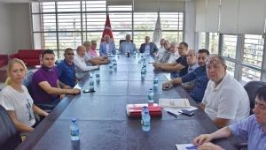 Akhisar Üniversitesi Derneği toplandı