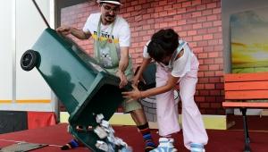 Çiğli'de Çocuk Tiyatrosu Şenliği