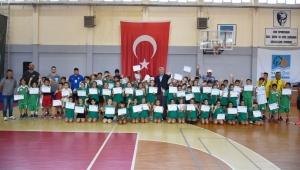 Narlıdere'nin yaz okullarına 600 öğrenci katıldı