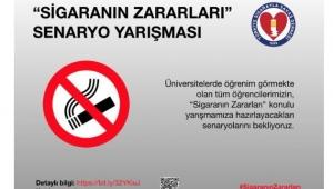 Sigaranın Zararları Senaryo Yarışması