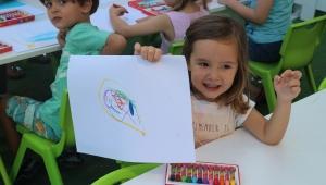 Pınar, İzmir Fuarı'nda çocuklarla buluşuyor