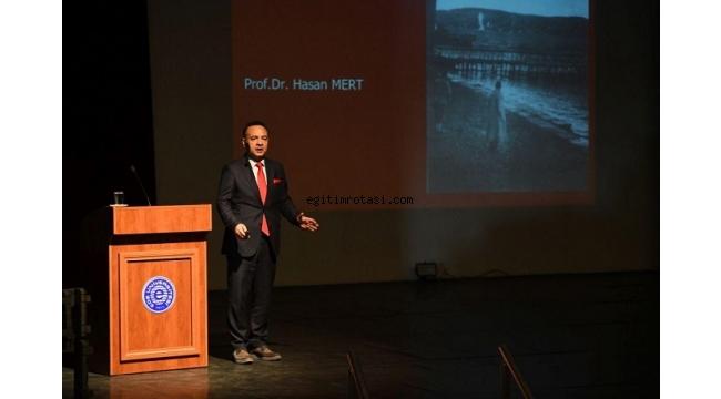 Prof. Dr. Hasan Mert, 9 Eylül'ü anlattı