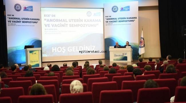 ''Anormal Uterin Kanama ve Vaginit Sempozyumu''