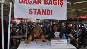 Ege'de organ bağışına dikkat çekiliyor