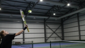 EÜ Kortlarını Tenis Severlerin Hizmetine Açtı
