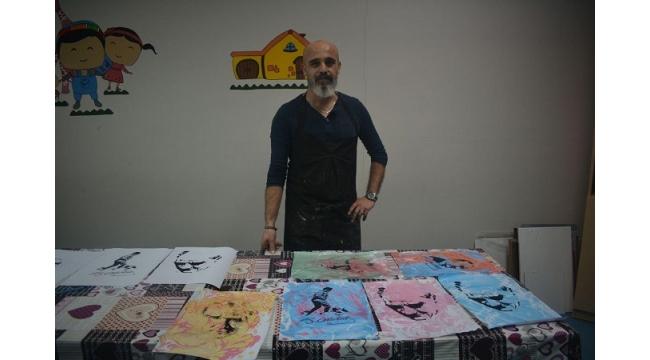 """""""Ebru Sanatıyla Atatürk Sergisi"""""""