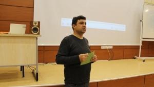 Egeli genç iletişimciler film yapımcılığı üzerine bilgilendirildi