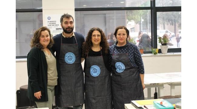 """EÜ'de """"Miniprint Çalıştayı"""" devam ediyor"""