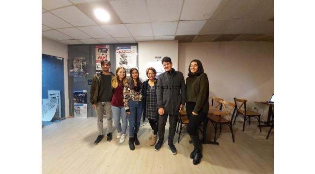 Atlas Vakfı Gençleri