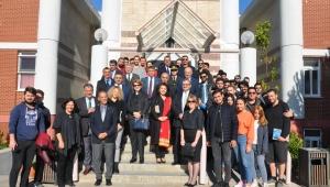 Ege Üniversitesi'nden Büyükelçilere Ödül
