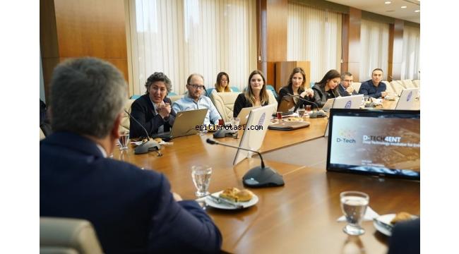 6,5 Milyon Euro Bütçeli Projede Son Aşamaya Gelindi