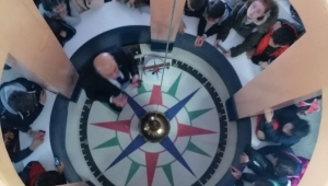 EÜ Gözlemevi, kapılarını ilk ve ortaokul öğrencilerine açtı