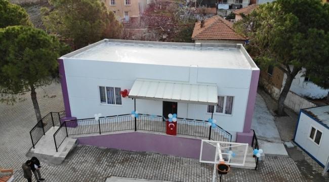 Doğaköy Anaokulu'nun açılışı yapıldı