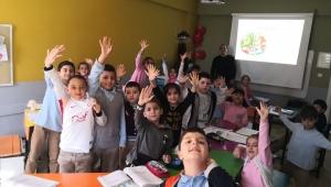 4 Haftada 13 Bin Öğrenciye Gıda Güvenilirliği Eğitimi