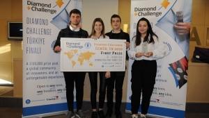 Diamond challenge online olarak gerçekleşti