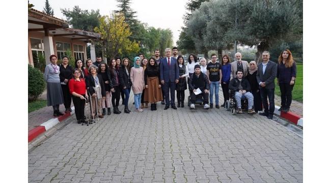 Engelsiz Ege Koordinatörlüğü YÖK Bayrak Ödülü