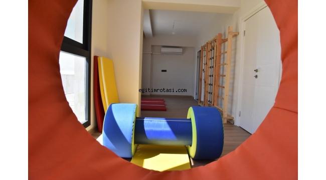 Doğanlar Çocuk Oyun ve Aktivite Merkezi tamamlandı